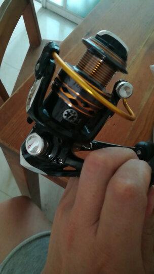 光威(GW)飞狐1000 金属头鱼线轮纺车轮 海竿轮矶钓渔轮 晒单图