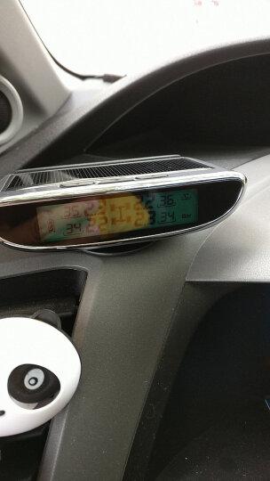 铁将军(steel mate)胎压监测 太阳能无线外置 智感960W 香槟金 晒单图