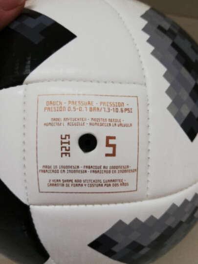 阿迪达斯 Adidas19欧冠梅西5号足球真皮脚感 成人儿童训练比赛足球zuqiu S12241/TANGO 标准5号球 晒单图