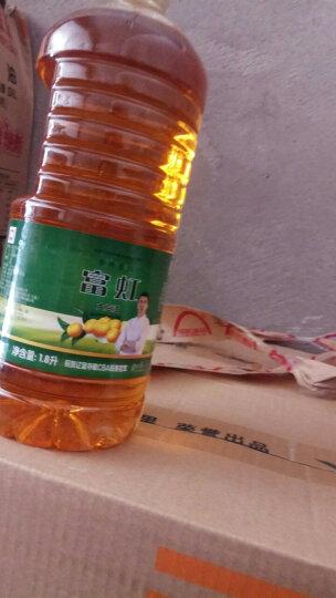 富虹 非转基因 三级 大豆油 食用油 1.8L 晒单图