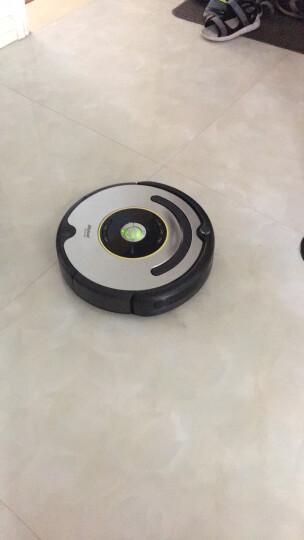 艾罗伯特(iRobot) 扫擦组合 擦地扫地机器人 智能家用全自动洗地拖地吸尘器 651+381套装 晒单图