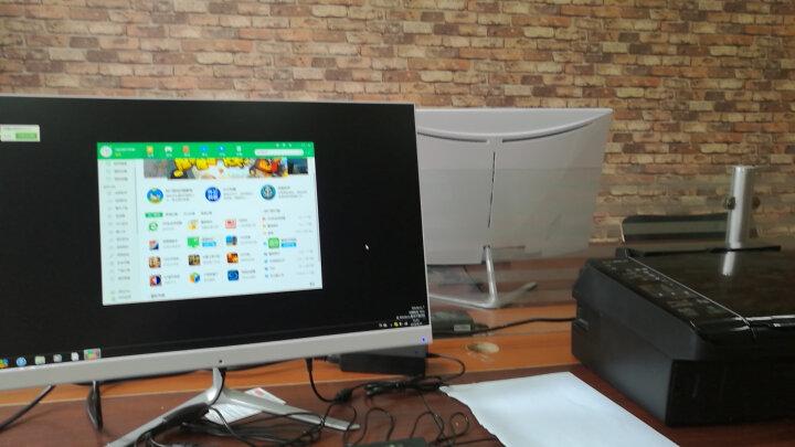 艾尔葳 一体机电脑 特价N28(主频2.16GHz)18.5英寸 8G内存+120G固态硬盘 晒单图