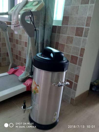 卓良(Zhuoliang) 商用豆浆机 现磨大容量大型多功能五谷加热全自动磨浆机YD-30 22升 晒单图