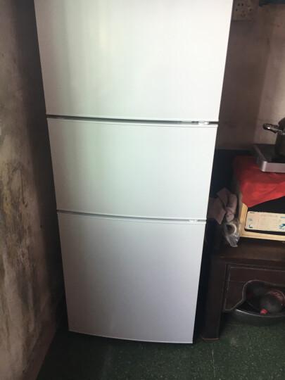 西门子(SIEMENS) 232升 三门冰箱 组合冷冻(白色) BCD-232(KG23N111EW) 晒单图