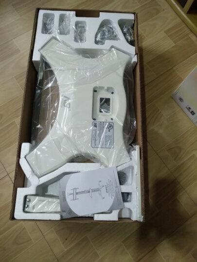 NB AVF1500-50-1P(32-65英寸)液晶通用电视落地移动支架视频会议电视架电子白板显示器推车挂架 晒单图