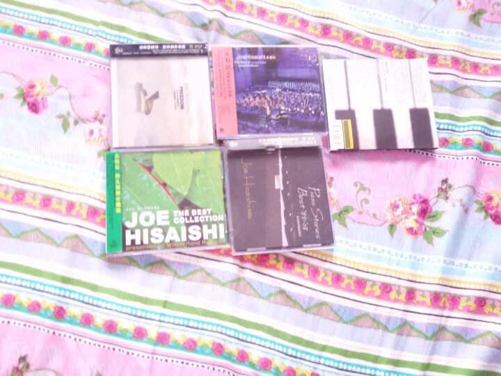 久石让:生命之风(CD) 晒单图