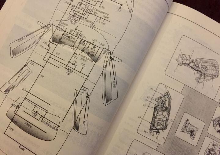 汽车电气设备构造与维修(新编版) 晒单图