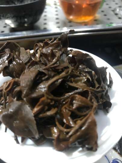 芯仙茗堂 茶叶 台湾东方美人茶 白毫乌龙茶  有机茶200g袋装 晒单图