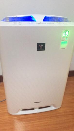 夏普(SHARP) 空气净化器 KC-Z380SW1 除雾霾PM2.5除甲醛加强型(KC-Z380SW升级版)净离子群杀菌加湿 晒单图
