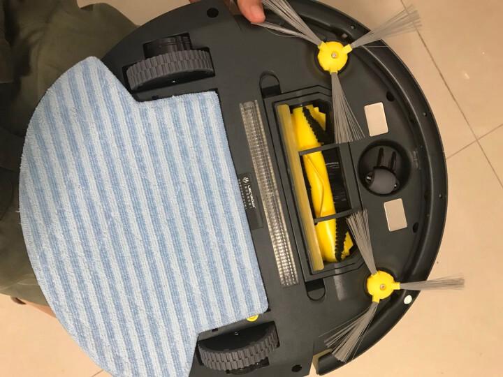 莱尔克斯(LIECTROUX) 德国扫地机器人 智能家用全自动擦地拖地机器人吸尘器2D地图 爵白(APP智控) 晒单图