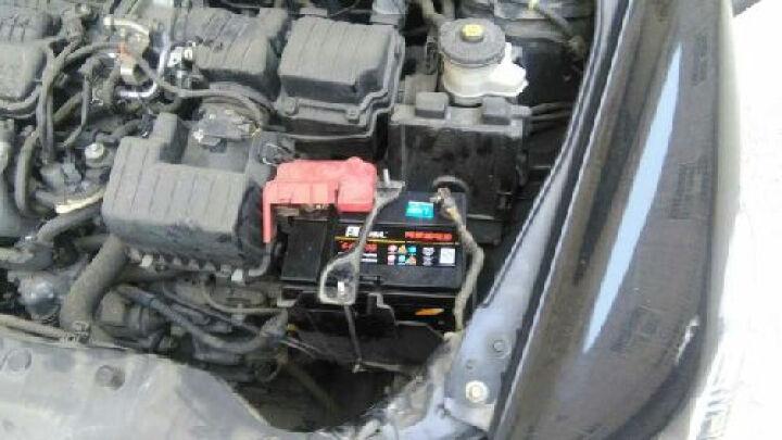 风帆(sail)汽车电瓶蓄电池55D23L 12V 东南菱致V5菱利东南DX7铃木超级维特拉 以旧换新上门安装 晒单图