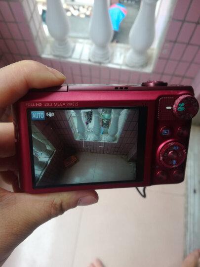 佳能(Canon)PowerShot SX720 HS 数码相机(2030万像素 40倍光变 24mm超广角)红色 晒单图
