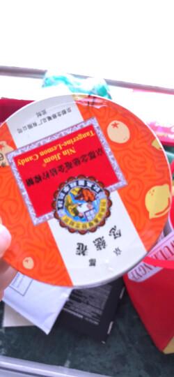 京都念慈菴枇杷糖60g*4盒 念慈庵清凉润喉糖果 泰国进口糖果零食 混装口味4盒 晒单图