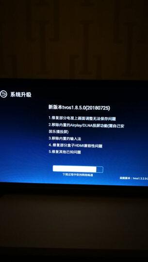 泰捷WEBOX 泰捷WE30PRO2 无线WIFI直播电视盒子 网络机顶盒 4K高清播放器 30PRO标配+备用电池(价值7元套餐仅3元) 晒单图