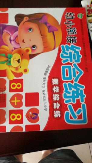 晨风童书 幼小衔接综合练习 语言综合练  汉字练习题 晒单图
