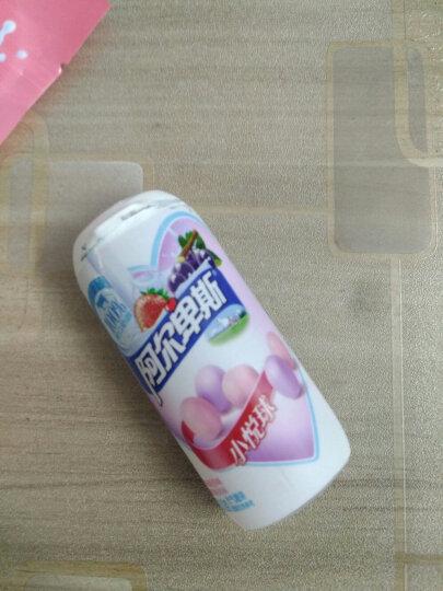 阿尔卑斯(ALPENLIEBE)乐嚼Q凝胶糖果 蜜桃牛奶味袋装 60g 晒单图