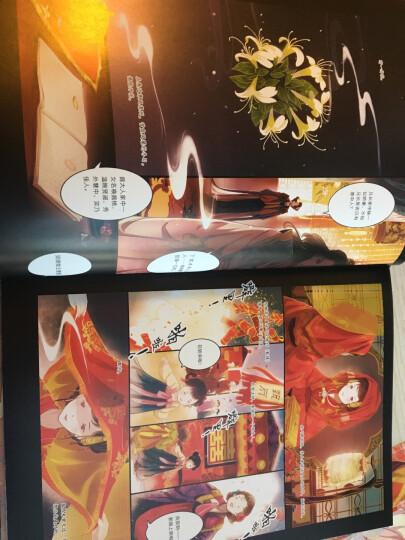 甄嬛传(叙花列2)(精)/绘心坊系列/知音漫客丛书 晒单图