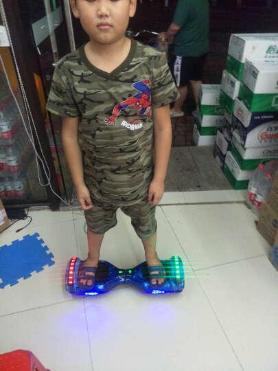 阿尔郎(AERLANG) 成人智能双轮电动平衡车代步体感车蓝牙平衡车儿童扭扭车两轮思维车 升级手提款【APP操控+蓝牙音乐】三色星空 晒单图