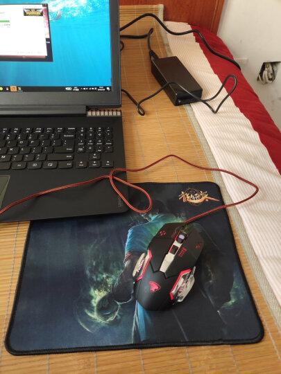 前行者牧马人3代电竞游戏绝地求生lolcf吃鸡机械2代台式电脑笔记本家用有线宏鼠标办公光电静音非无声 4代牧马人黑鼠标【有声宏编程版】 晒单图