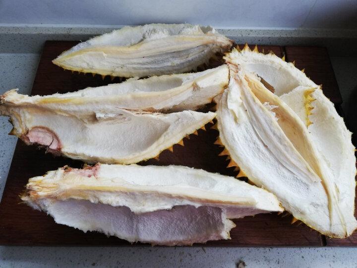 【两份减30】泰国进口金枕头榴莲 1个 2kg-2.5kg 新鲜水果 晒单图