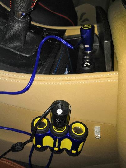 固特异 车载充电器一分三 带开关双USB汽车用点烟器电源转换器插座 苹果三星安卓手机车充 一拖三 车充(带电瓶电压监测表)GY-2531 晒单图