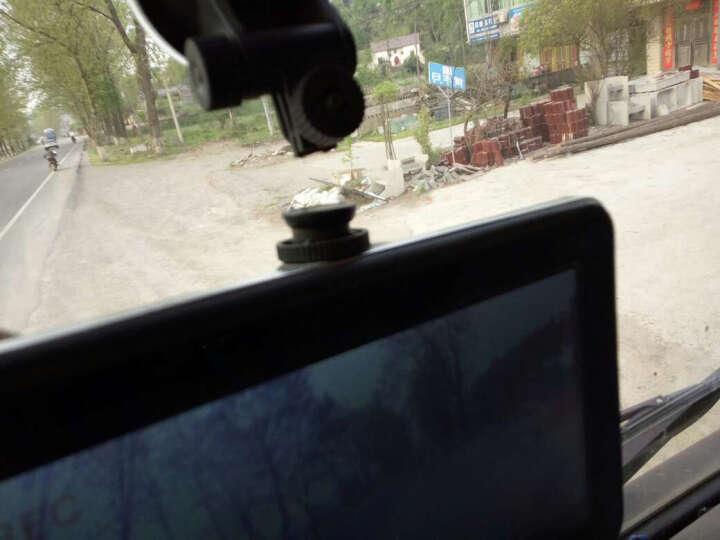 巡游汽车货车载GPS智能导航仪行车记录仪电子狗一体机 高德凯立德1080P7英寸WIFI免费升级 双镜头导航记录仪电子狗 晒单图