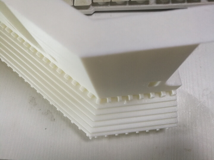 极光尔沃 新款1.75mm  PLA 3D打印机通用高品质耗材 1.75mm橙色 晒单图