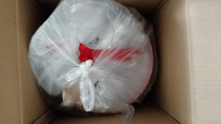 minikaka小卡卡婴儿礼盒婴儿衣服连体服系带套装包被帽子软鞋护手套口水巾新生儿礼盒 深蓝小马四季款 66cm(0-3月) 晒单图