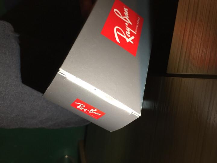 Ray-Ban 雷朋 时尚中性款飞行员系列金色镜框淡蓝色渐变镜片眼镜太阳镜 RB 3025 001/3F 58mm 晒单图