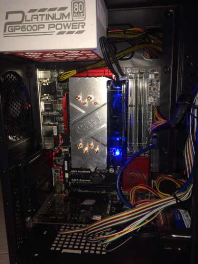 超微(SUPERMICRO) 工作站双路主板E5-26xxV3V4  4网卡 集显 E.E-ATX X10DRi-T4+ 4口万兆网卡 晒单图