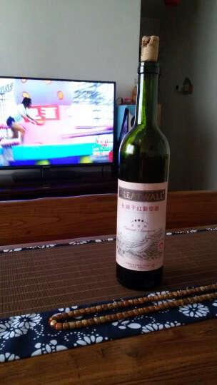 国产红酒 中粮长城三星赤霞珠干红葡萄酒 普通三星750ml*6瓶整箱装 晒单图