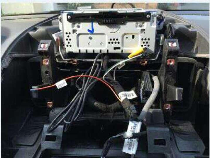 qichen 别克威朗君威昂科威君越凯迪拉克ATS XTSSRX导航模块一体机原车屏升级 原车屏升级导航模块+送倒车影像+安装 晒单图