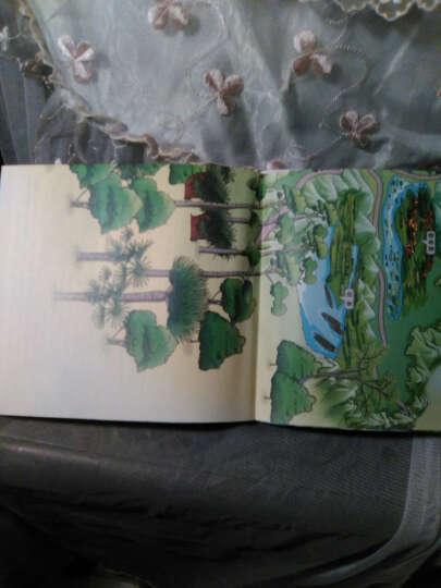 手绘中国旅游地图系列:云南 晒单图