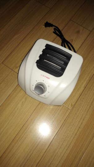 家用暖风衣服烘干机 静音干衣机 主机方形布罩通用烘衣机 单主机 均码 晒单图