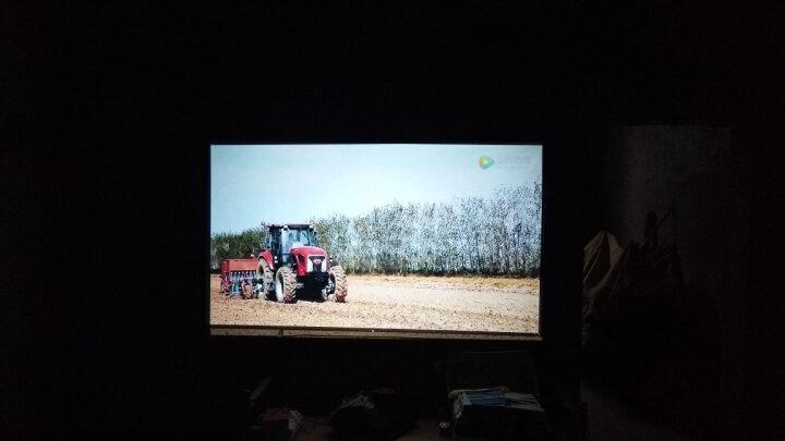 Rigal 瑞格尔led投影仪家用办公全高清1080p无线wifi投影机4K激光电视3d迷你便携影院 增强版(无WIFI) 晒单图