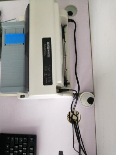 沧田DT880K 针式打印机支票增值税发票打印机出库单送货单 快递单打印机连打高速票据打印机82列24针 晒单图