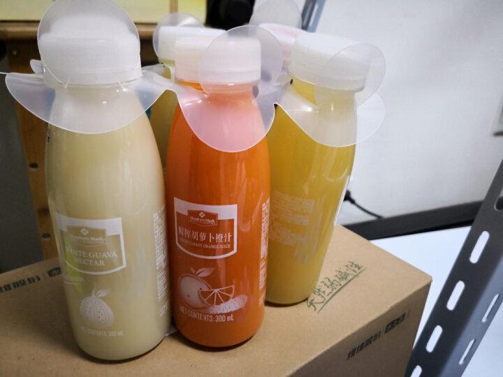 Member's Mark 多种口味果汁 300ml*6支 巴氏杀菌冷罐装 饮品饮料 (温馨提示:新旧包装随机发货!) 晒单图