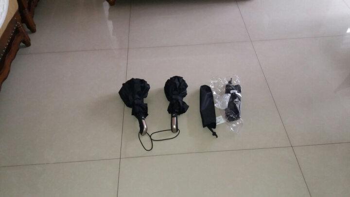 美度 全自动男士商务折叠伞10骨加大防风晴雨伞 M3219黑色 晒单图