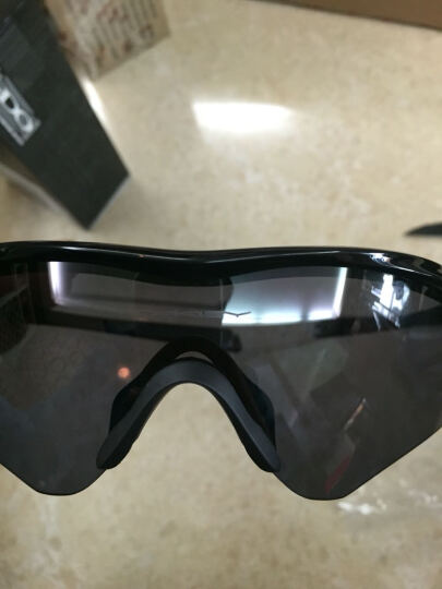 OAKLEY欧克利太阳镜男女款 M2 Frame运动系列眼镜OO9345-0345红色镜腿墨镜 晒单图