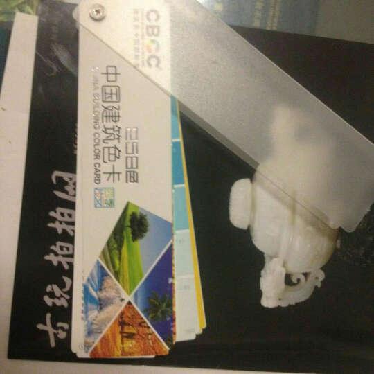 CBCC-中国国家标准建筑色卡258个颜色-GSB16-1517.1-2002国标涂料色卡 晒单图