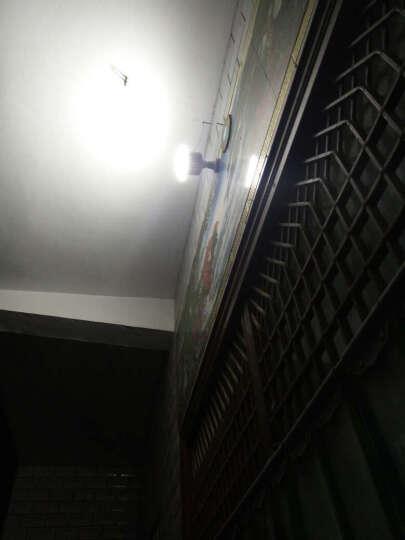 环鑫 LED大功率灯泡工厂灯仓库led节能灯 蘑菇泡E27白光100W 晒单图