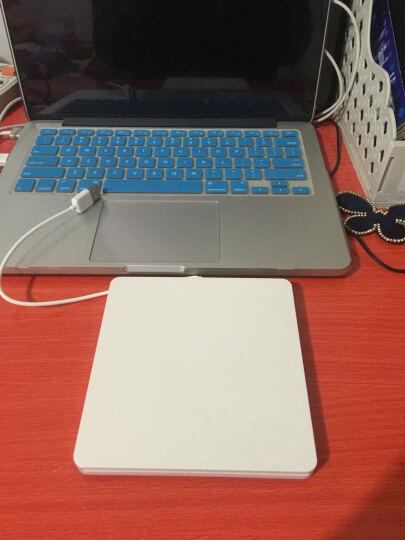 F.L 吸入式苹果USB外置DVD刻录机 apple外接移动光驱 MAC通用型 晒单图