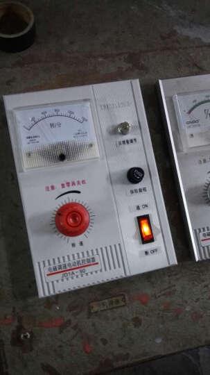 德力西 电机调速器JD1A 电磁调速器 电动机调速控制器220v JD1A-90 晒单图