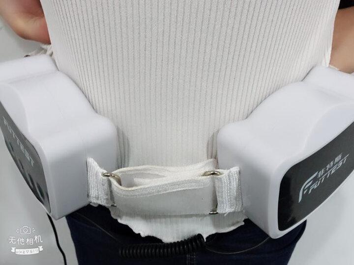 非特斯(futtest) 甩脂机抖抖机瘦身腰带燃脂减肥机减肥仪器材瘦手臂瘦肚子瘦腿神器 时尚银灰 晒单图