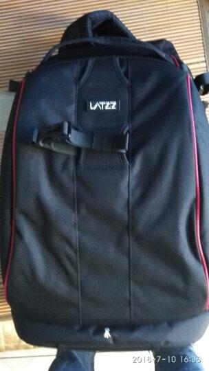 徕兹(LATZZ)单反相机包 双肩佳能尼康数码单反摄像机休闲背包男女通用 徕兹双肩背包小号 晒单图