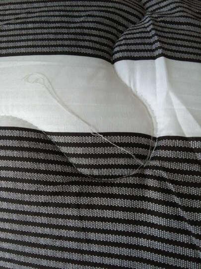 语桐家纺  学生床垫宿舍上下铺0.9米床褥子学校寝室单人垫背 法兰绒-英伦海岸 90cm*195cm 晒单图