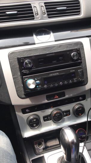 先锋Pioneer MVH-7400 MVH-7500SC 汽车音响 外接车载cd机 主机 MVH-7400 支持USB、蓝牙 支持Flac 晒单图