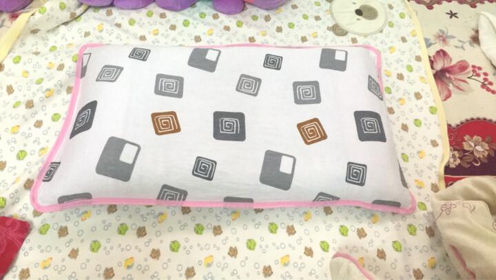 思侬家纺纯棉儿童枕套一对 全棉枕头套枕芯套 记忆枕枕套小孩 幼儿枕套2个 30*50cm 自由空间 一对 晒单图