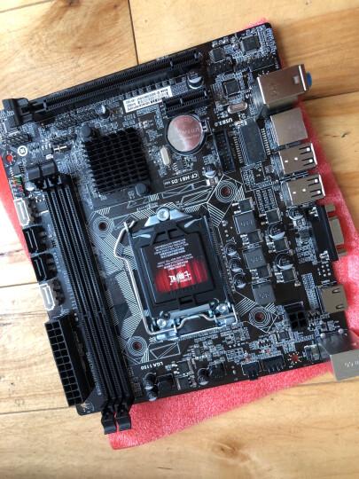 七彩虹(Colorful)C.H81-DS全固态版 V20 主板 (Intel H81/LGA 1150) 晒单图