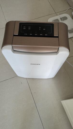 飞利浦 (PHILIPS) 除湿机 抽湿机 干燥机 适用面积41-60平方米 数字湿度显示 家用大容量 DE4202/00 晒单图